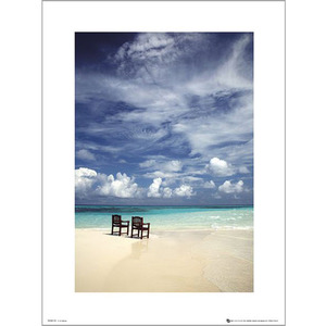 PDH01044 Tom Mackie - Beach Chairs (40x50)